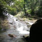 菊池渓谷と菊池温泉