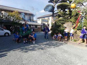 菊池秋祭り