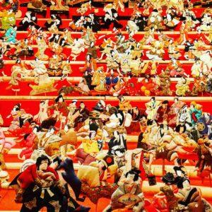 日田豆田のひな祭り🎎菊池温泉♨️から、一時間半