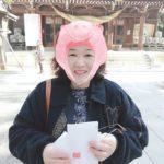 菊池神社、西浦荒神、水天宮様に初詣