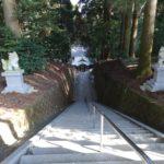 草部吉見神社(菊池温泉から、一時間)