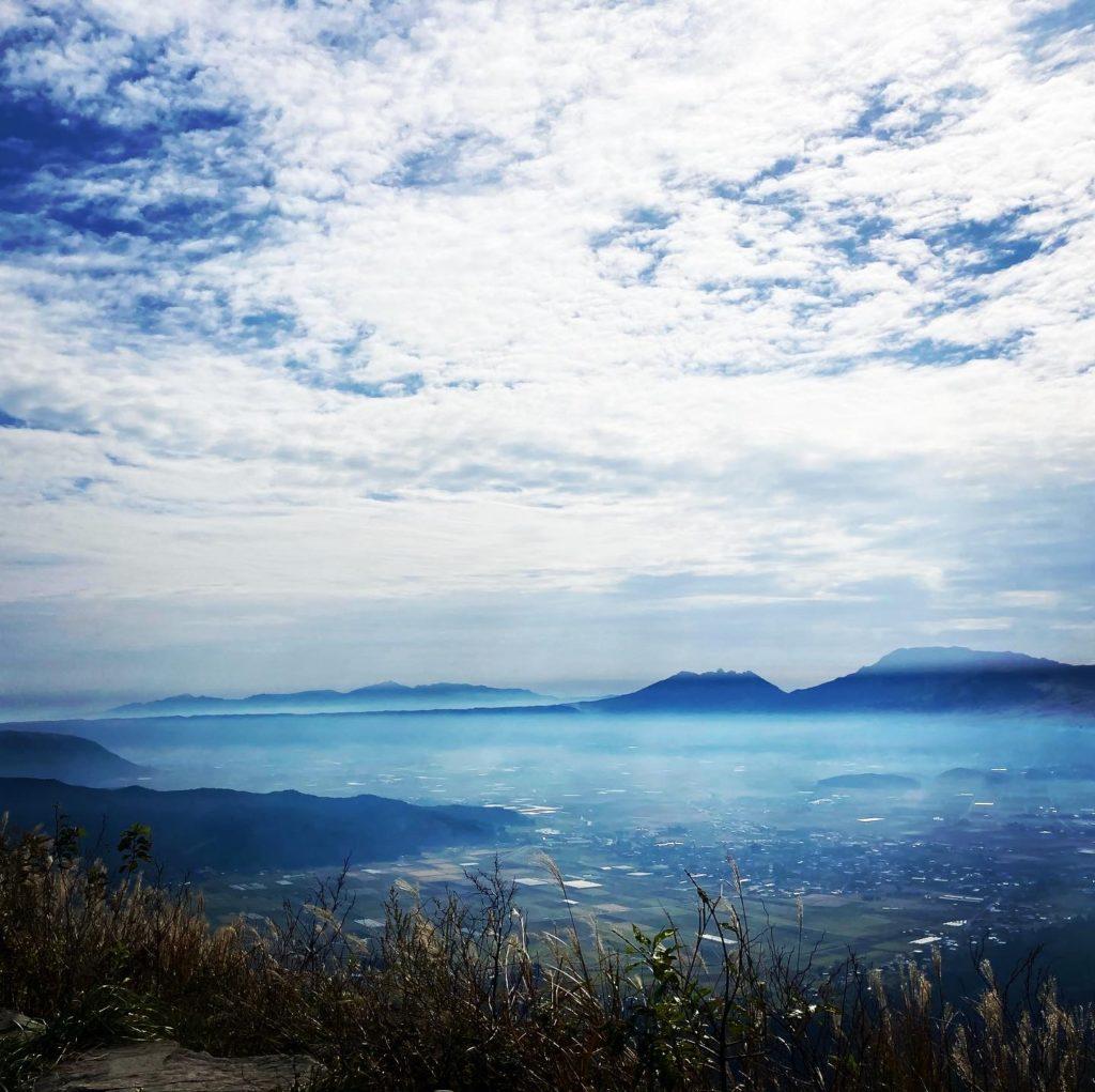 阿蘇外輪山の雲海