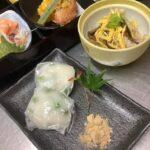 城乃井旅館のお野菜
